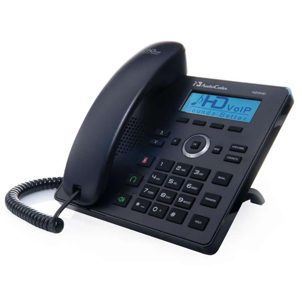 audiocodes 420hd