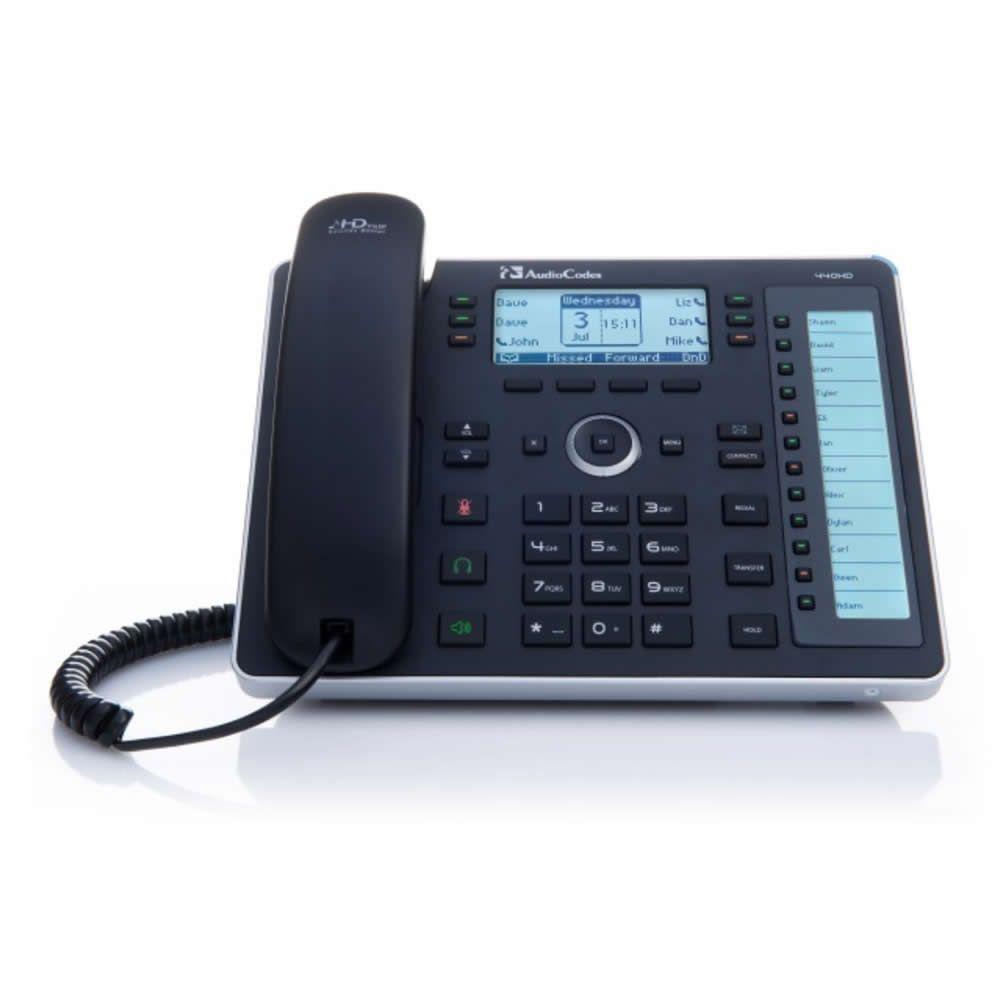 audiocodes 440hd